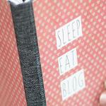 Dormi, mangia, blogga. Come superare le crisi creative.