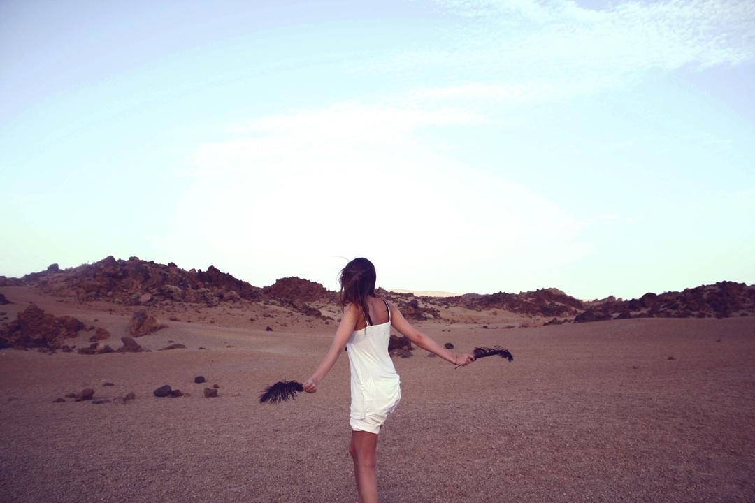 solo woman