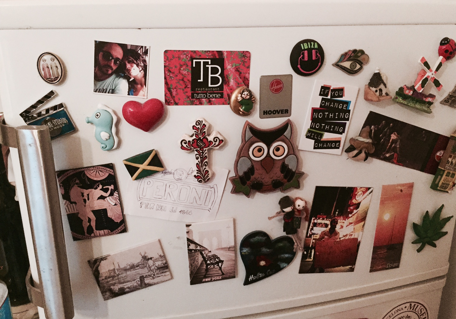 gift print9 magnet