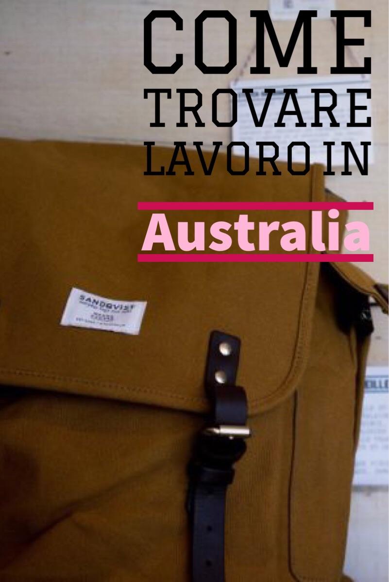 come-trovare-lavoro-in-australia