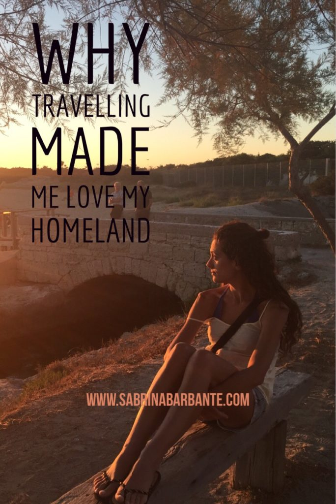 why travelling made me love my homaland