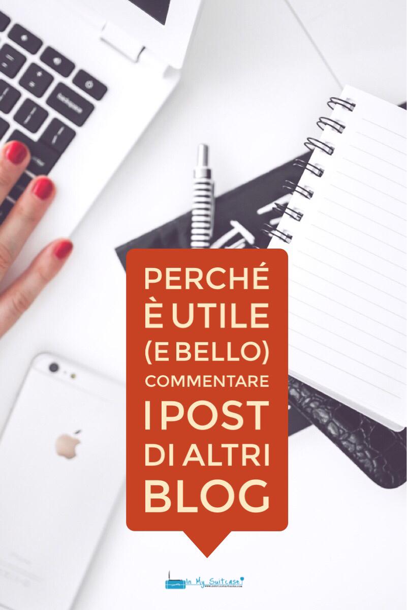 perché è utile e bello commentare i blog post di altri blogger