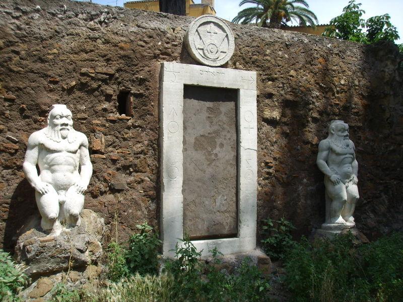 Porta_magica_Piazza Vittorio