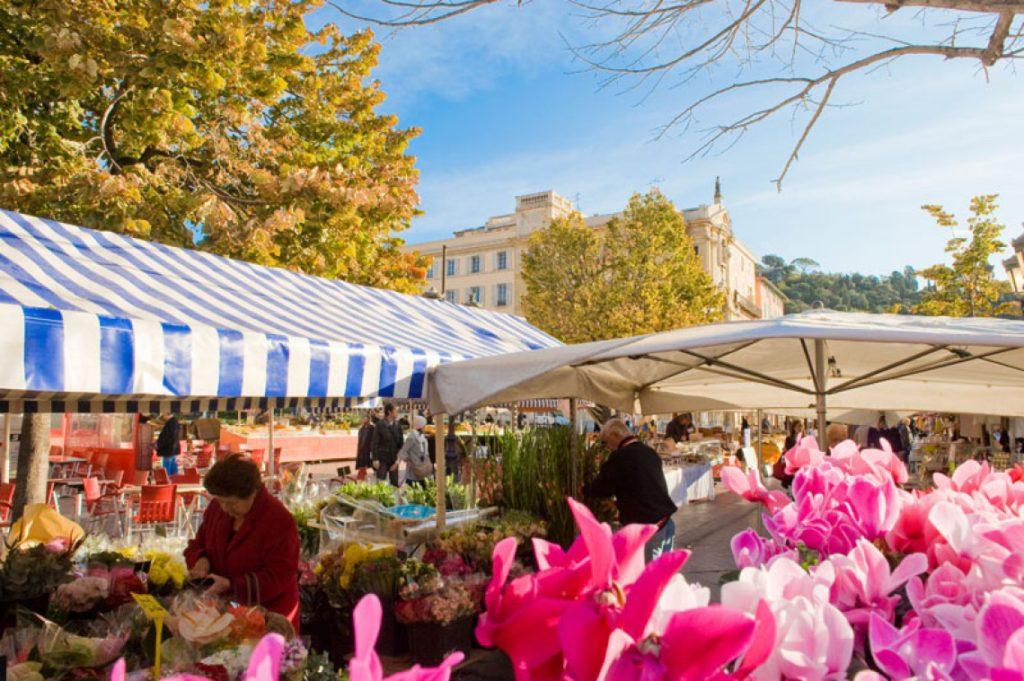 flower market cours selaya nice -