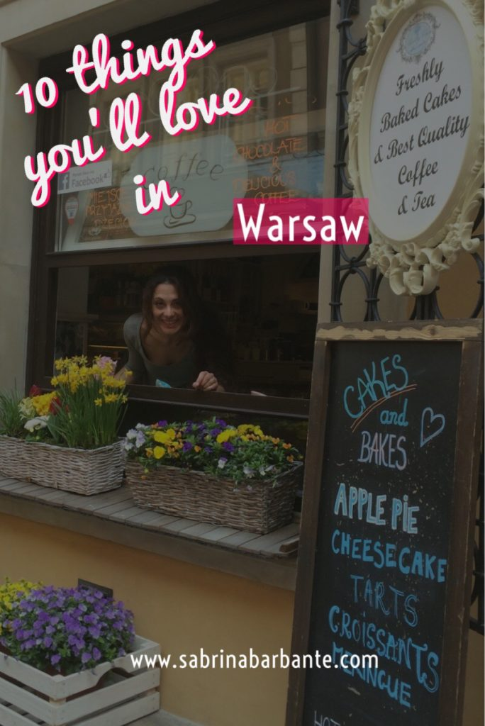10 things you'll love in warsaw - in my suitcase