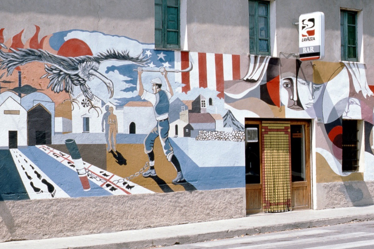 murales sardegna - in my suitcase