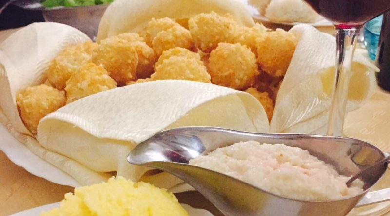 cibo tipico e veg che ho mangiato a timisoara