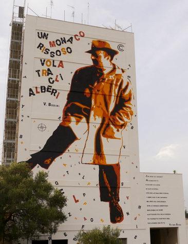street art bodini borgo pace