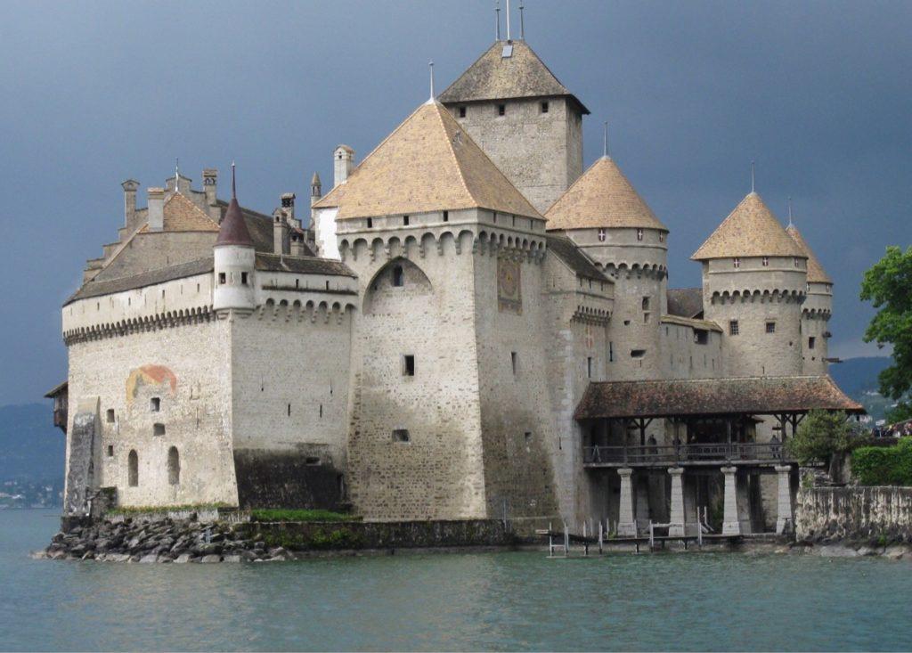 Castello di Montreaux, svizzera - www.sabrinabarbante.com
