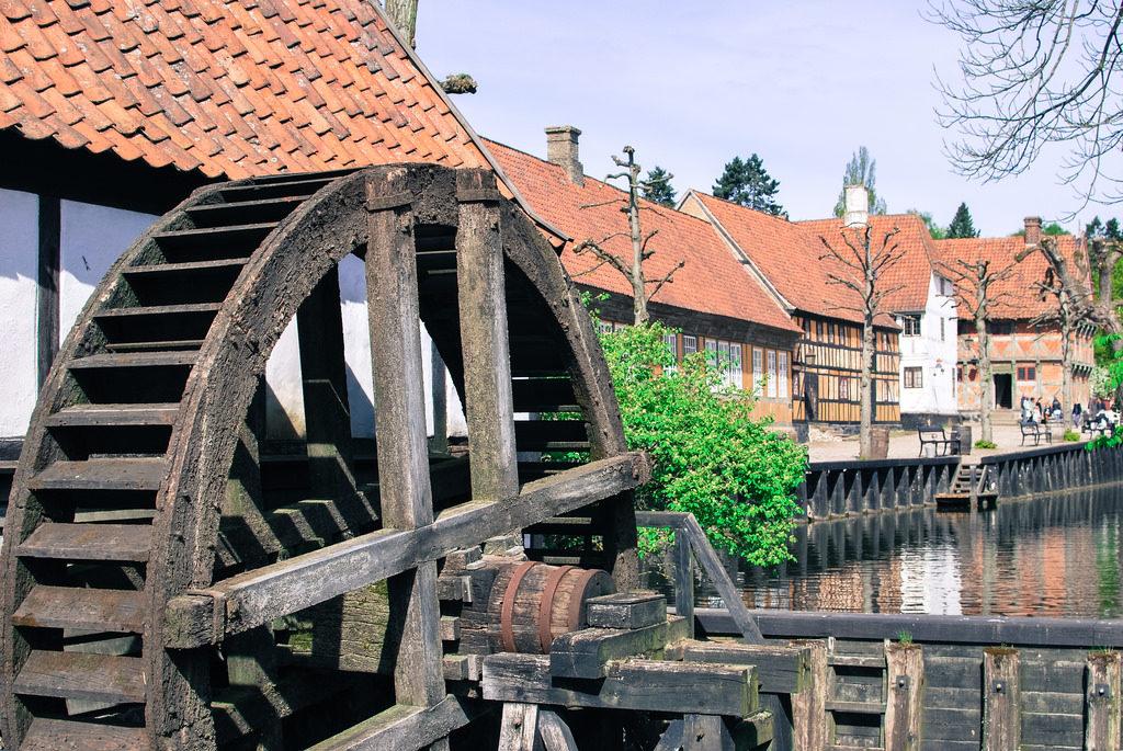 AARHUS (Jutland centrale, Danimarca