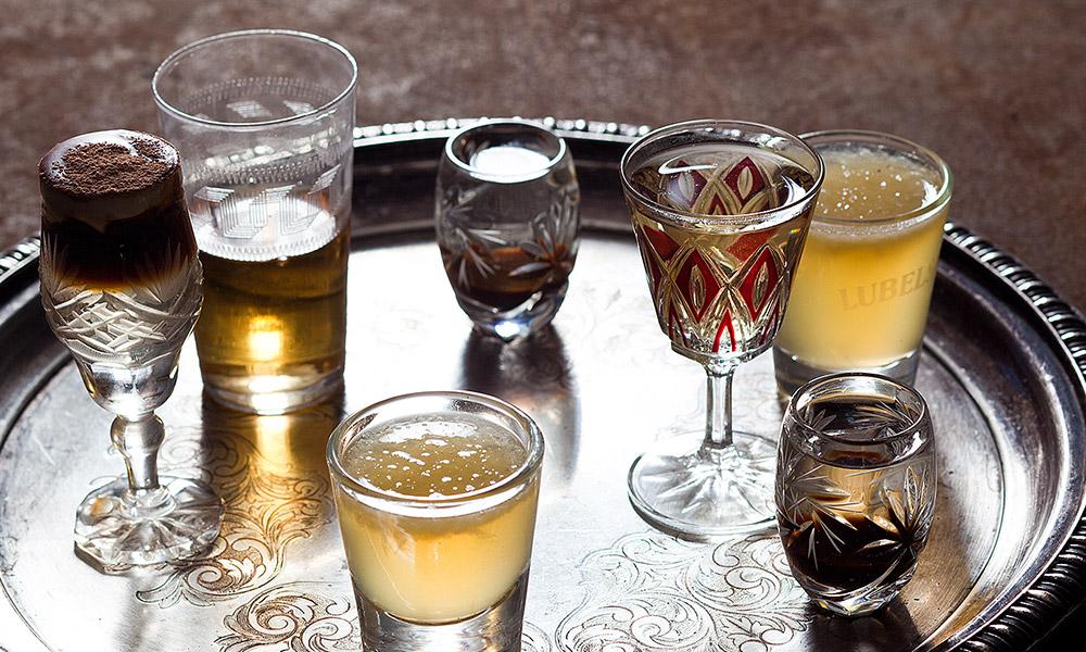 Quali sono i migliori tipi di vodka da bere a Cracovia e dove trovarli.