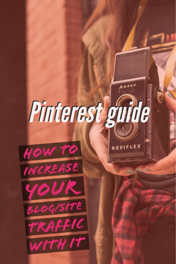 how to use pinterest to increase your traffic