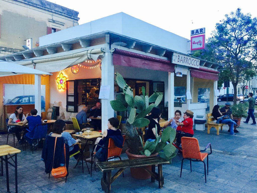 barroccio - i miei locali preferiti a Lecce