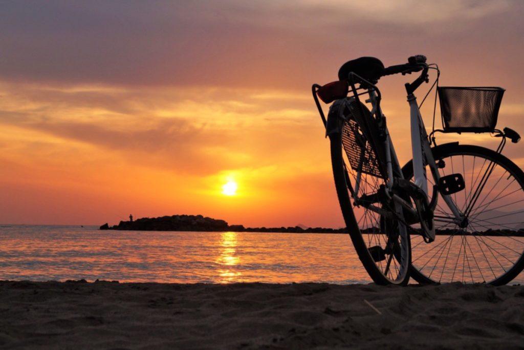 jesolo e i suoi percorsi in bici