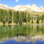 <strong>Estate sulle montagne: le acque e le meraviglie del Trentino </strong>