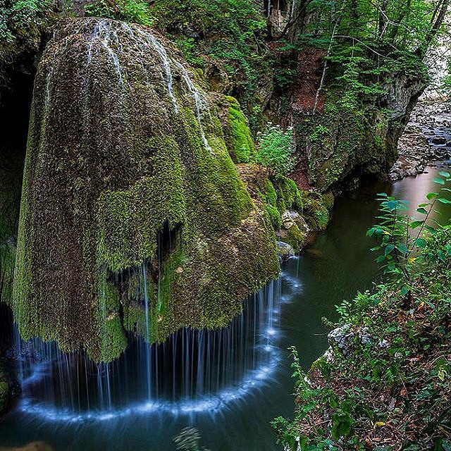 bigar cascate timisoara romania