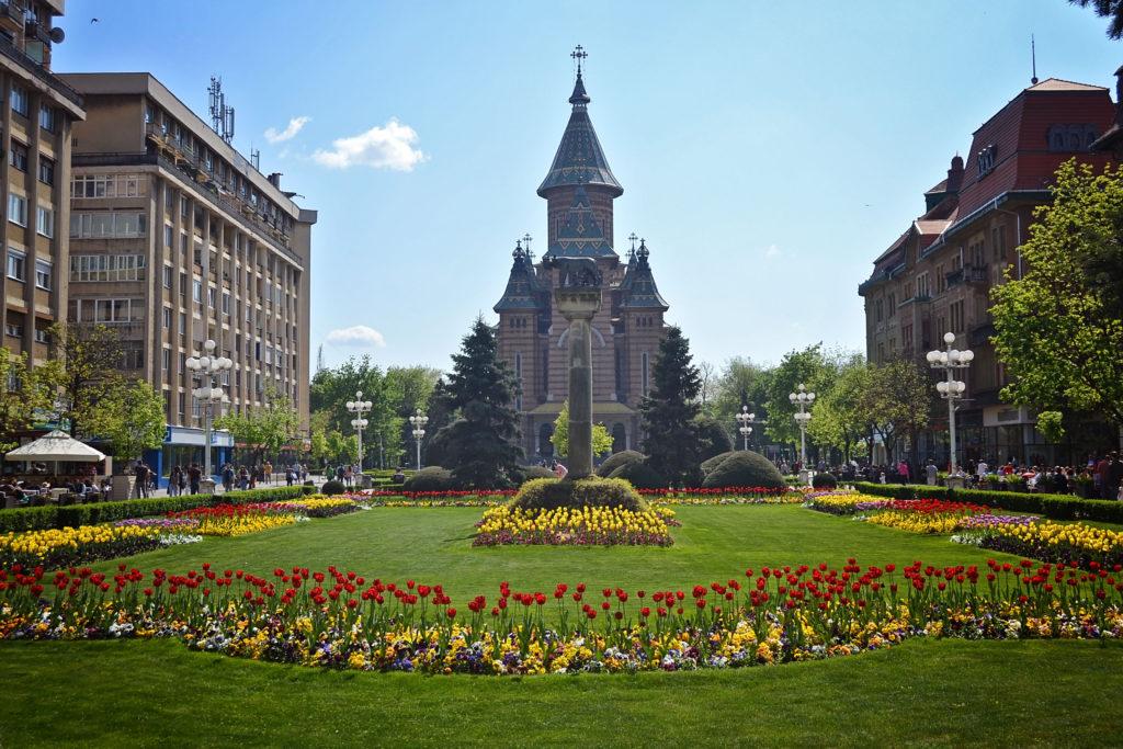 Cattedrale Timisoara - cose da fare 5 giorni a timisoara
