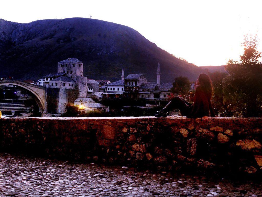 Mostar centro storico