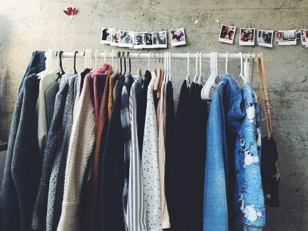 consigli per ridare vita a occhi capi di abbigliamento