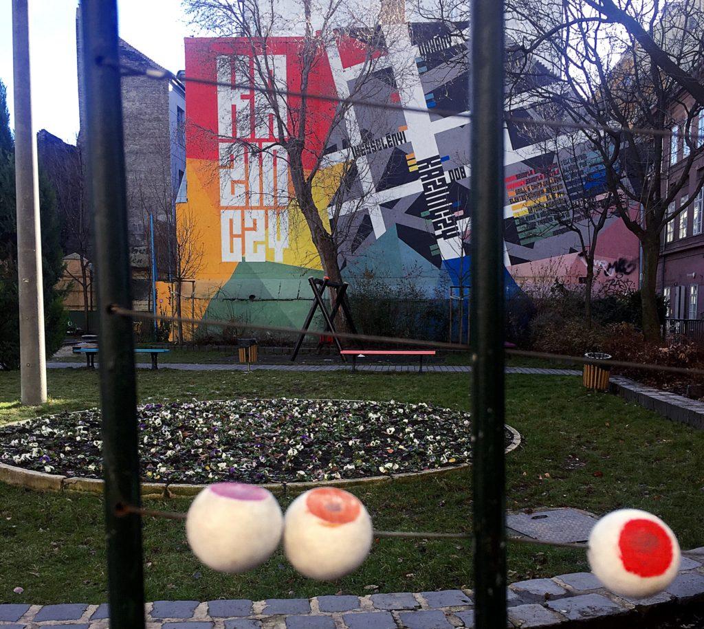 treet art in budapest