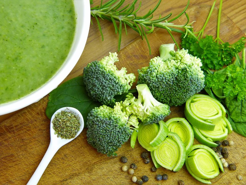 crema di broccoli ungherese che cosa mangiare a budapest se sei veg