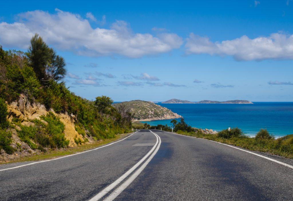 viaggio on the road in australia come organizzarlo