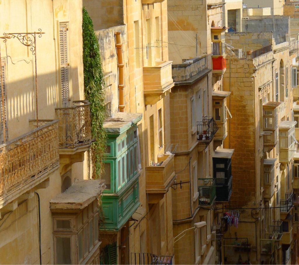 balconcini malta e valletta - che cosa fare a malta e quando andare