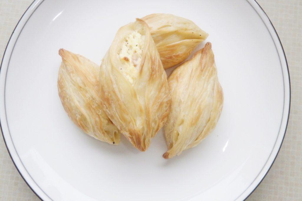 pastizzi- streetfood tipico di malta